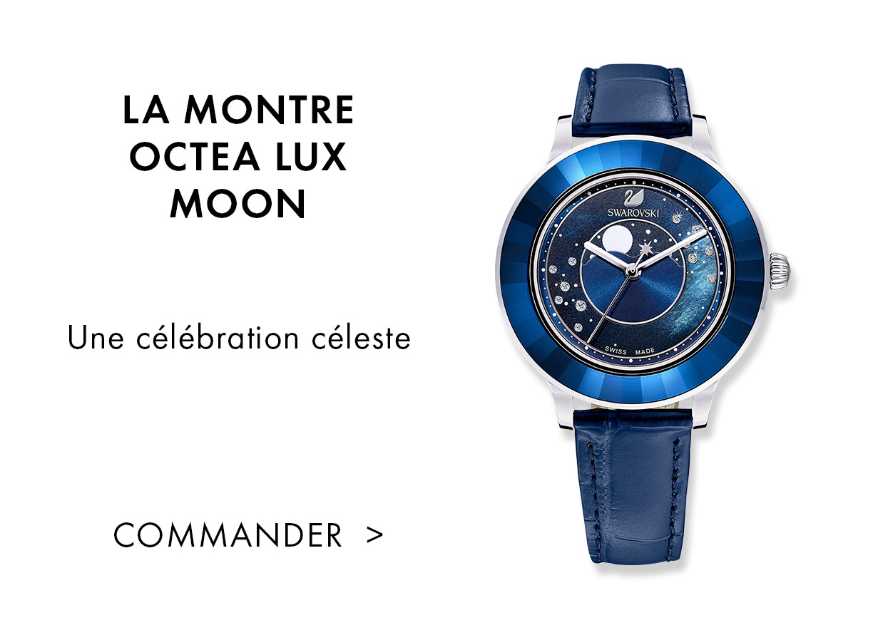La montre OCTEA LUX MOON PHASE