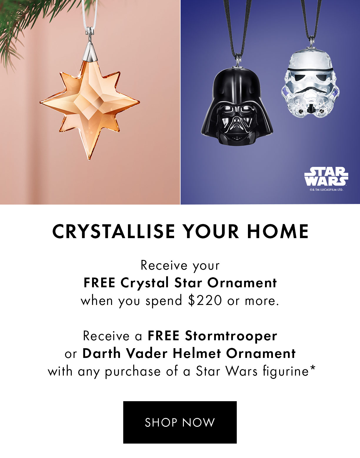 Crystallise your home