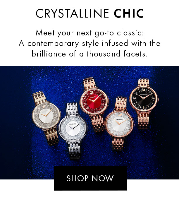Crystalline Chic
